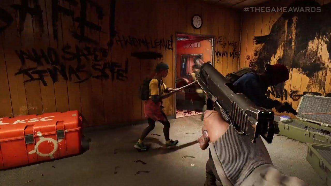 BACK 4 BLOOD | Gameplay Trailer - YouTube