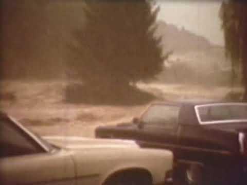 Johnstown Flood Of 1977 8mm Film Clip