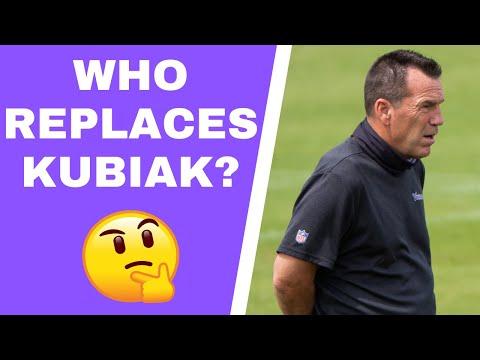 Can Minnesota Vikings replace Gary Kubiak as offensive coordinator?