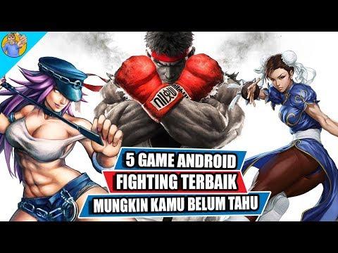 5 Game Android Fighting Terbaik Yang Mungkin Kamu Belum Tahu