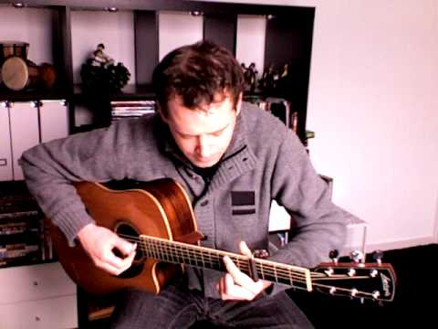 I will - Beatles - Acoustic fingerstyle guitar