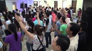 Kết Nối Để Phấn Hưng 2014 - Thờ phượng Chúa (chiều ngày 1)