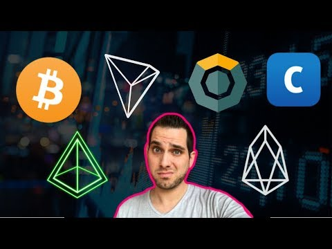 Crypto News: Coinbase Hype! Is $P3D a SCAM? 🤔 $EOS Dawn 3.0 | $TRON vs Vitalik | Komodo dICO $KMD