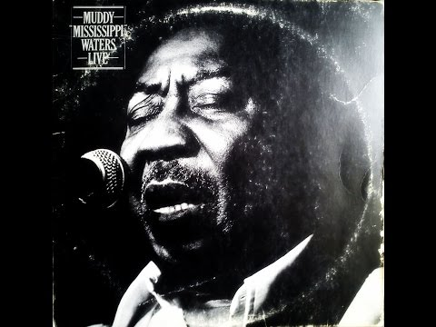 "MUDDY WATERS -  Muddy ""Mississippi"" Waters Live (Full Vinyl)"