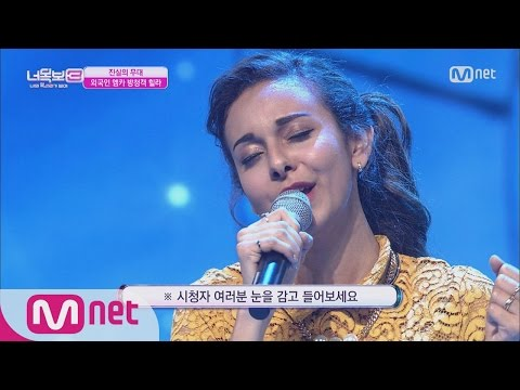[ICanSeeYourVoice3] M Countdown Audience has 'Fate' with K-POP 20160714 EP.03