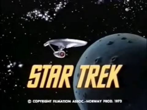 Star Trek: The Animated Series (cover)