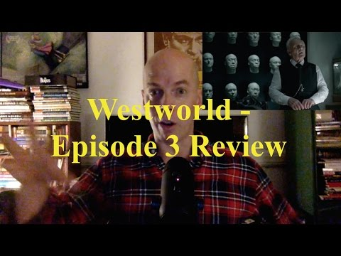 "Westworld - Episode 3 ""The Stray"" Review"