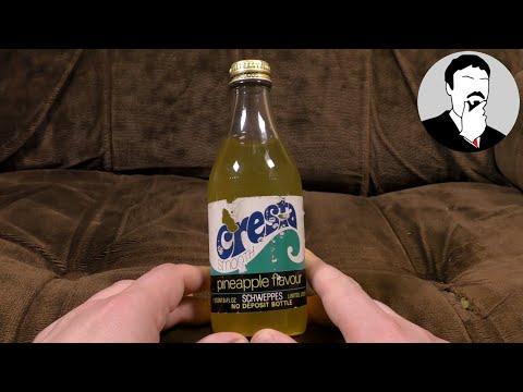 45-Year-Old Cresta Pineapple Drink | Ashens