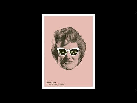 Daphne Oram, the godmother of electronic music (TRAP REMIX)