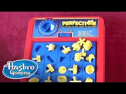 Gry Hasbro Polska - Jak grać w Perfection