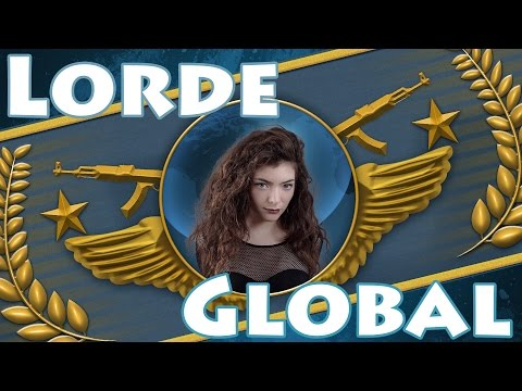 CS:GO - I will never be Global (Lorde Parody) | Average Jonas