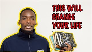 5 Ways Journaling Have Changed my Life! | The Art of Journaling Ep. 1