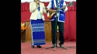Church Song   couple Song Arunachal Pradesh   Mr Bean fans