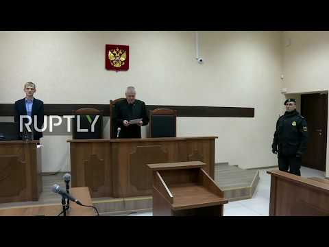 LIVE: Court decides on custody terms for Ukrainian sailors detained in Kerch