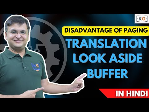 Translation Look Aside Buffer | TLB | Memory management | OS | Operating System | part -25