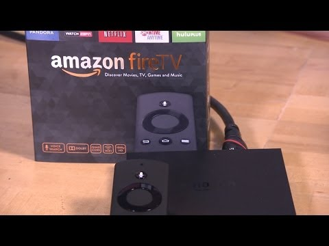 Fire TV: Amazon