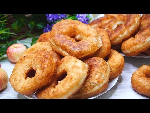 рецепты блюд пышки