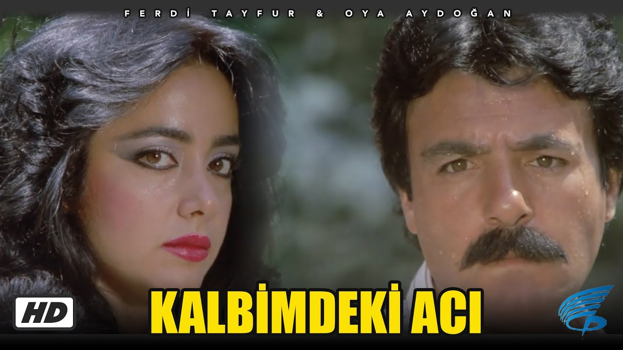 Kalbimdeki Acı - HD Türk Filmi