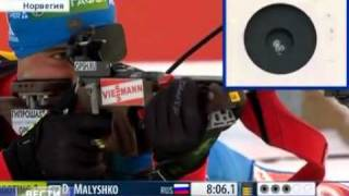 Победный спринт Гараничева