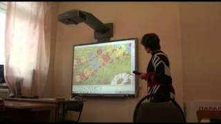 Интерактивная доска на уроках сольфеджио.