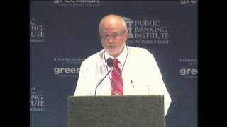 Richard C. Cook - Public Banking 2013: Funding the New Economy, June 2nd 2013
