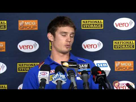 Dayne Beams press confernece