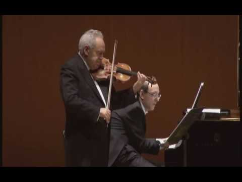 FELIX AYO violin  MARCO GRISANTI piano - A.PIAZZOLLA   Libertango