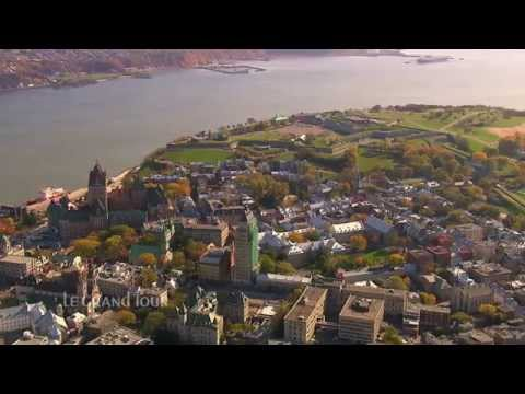 Québec, Louisiane - Le Grand Tour