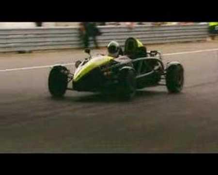Fifth Gear - Ariel Atom 0-60 World Record - YouTube