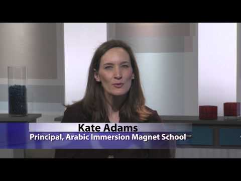 HISD Up Close with Juliet Stipeche – Arabic Immersion Magnet School