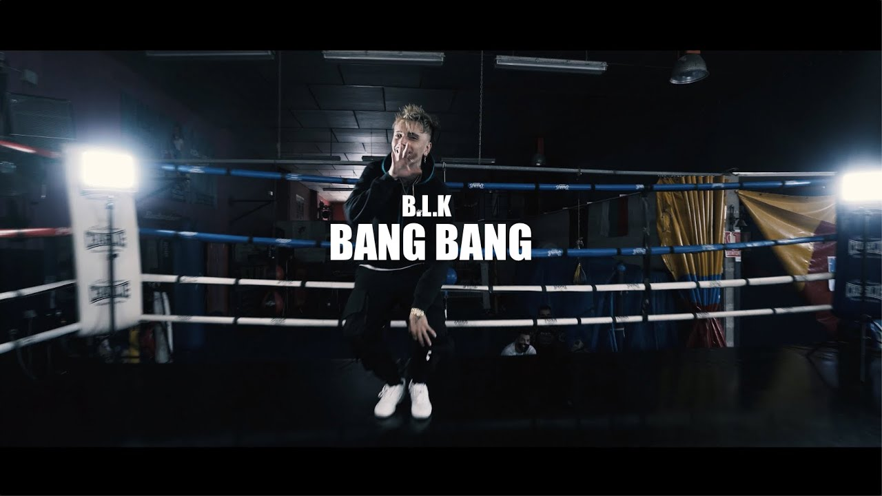 BLAKE - BANG BANG (VIDEOCLIP OFICIAL)