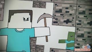 Download The First Time You Entered a Cave in Minecraft Mp3 and Videos