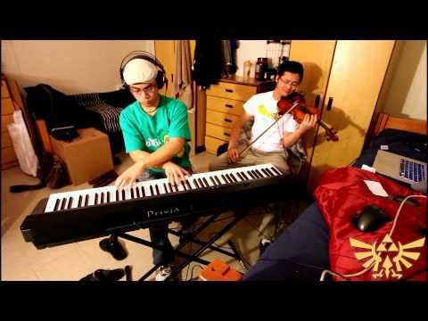 Zelda Medley ~Saria's Song~ 'Violin and Piano'