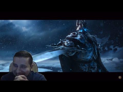 Манурин смотрит: Трейлер World of Warcraft: Wrath of the Lich King