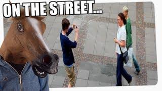 LEUTE VERARSCHEN - ON THE STREET...