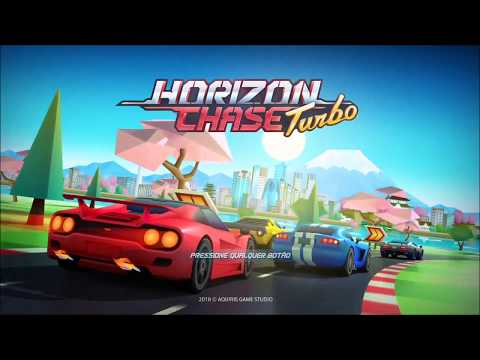 HORIZON CHASE TURBO GAMEPLAY PS4 CALIFORNIA 60 FPS