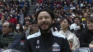 B.BLACK vs B.WHITE|B.LEAGUE ALL-STAR GAME 2019 Highlights|01.19.2019 プロバスケ (Bリーグ)
