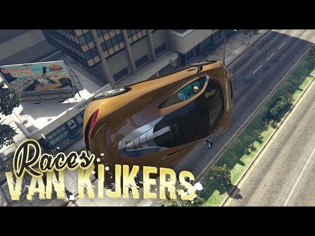 SPECIALE AFLEVERING!!! - Races van Kijkers #50 (GTA V Online Funny Races)