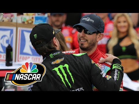 Is there tension between Kurt and Kyle Busch? | Motorsports on NBC
