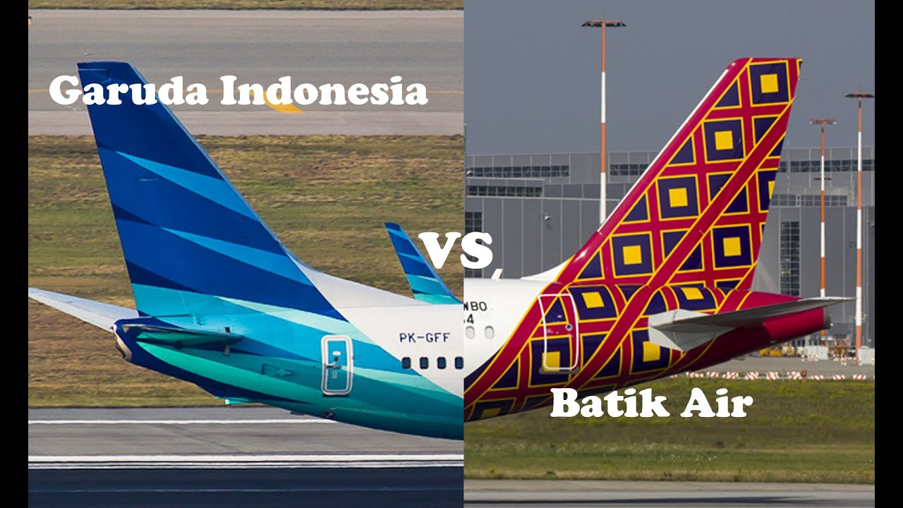 Garuda indonesia vs batik air youtube stopboris Image collections
