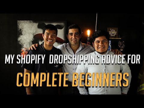 MY ADVICE For Shopify Dropshipping Beginners | Candid Conversations