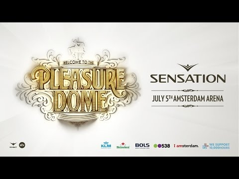 Sensation presents 'Welcome to the Pleasuredome' trailer (Uncensored)