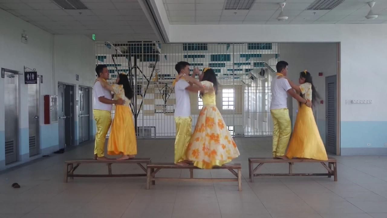 folk dance in luzon