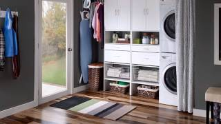 Closetmaid Diy Laundry Or Utility Room Systems And Solutions