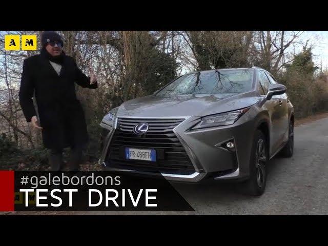 Lexus RX-L | Tutto il lusso del Sol Levante...