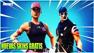 FORTNITE GIVES TWO FREE SKINS FOR SAVING THE WORLD// BATTLE ROYALE