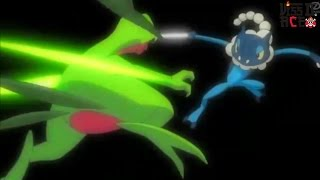 [Pokemon XY AMV] Ash vs Shota