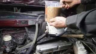 видео Переделка перепускного клапана стиральной машины СИБИРЬ-6