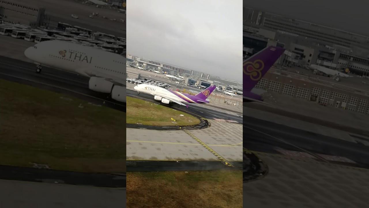 Departure Frankfurt Flughafen