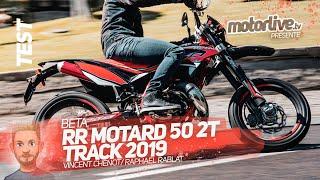 BETA RR MOTARD 50 2T TRACK | TEST MOTORLIVE